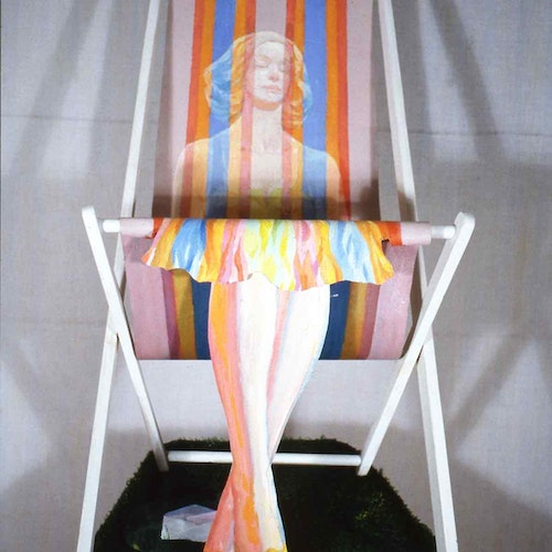 Chair Lady I