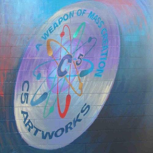 C5 CD logo