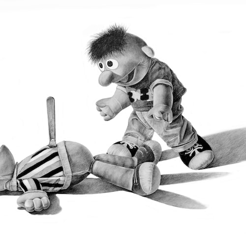 Failed Relationships (Ernie and Bert)