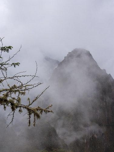 Peru Mountaintop Vertical