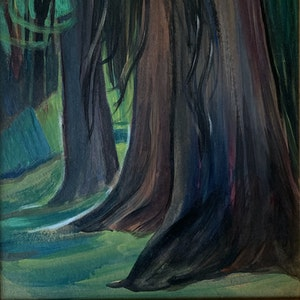 Deep Forest c. 1935