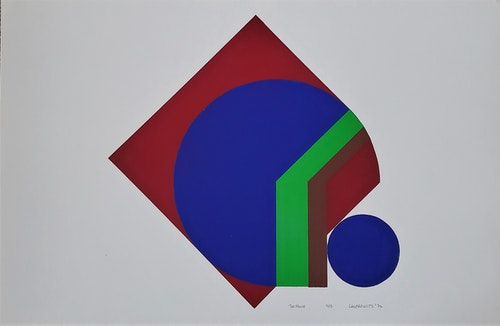 LIMITED SERIGRAPH SERIES 1970-1977