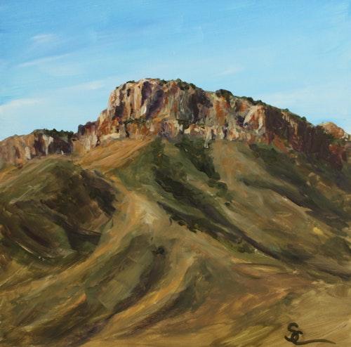 Apache Peak 10 x 10 Framed