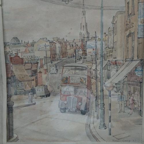 Clapham High Street