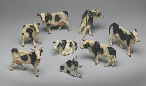 Small Cow Herd 1995