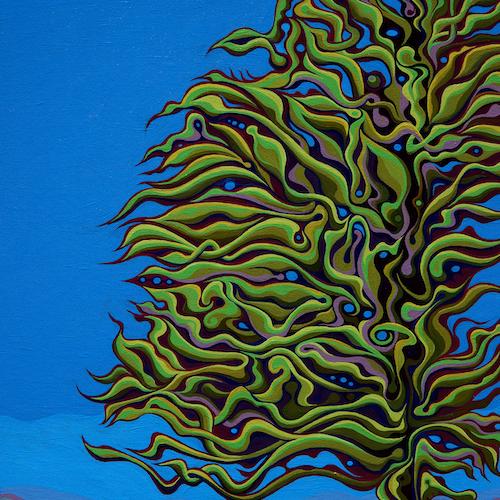 Spirit Tree Dawning