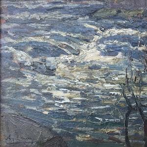 Sackville River 1916