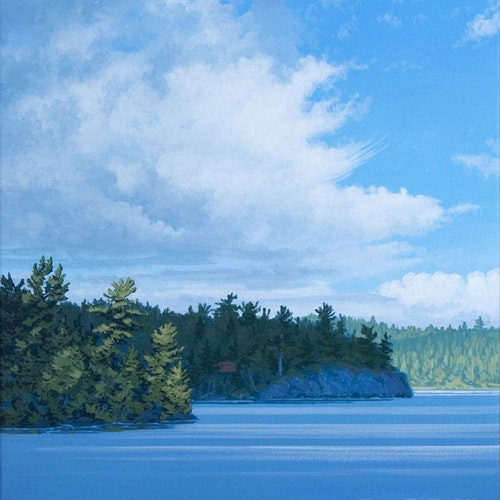 Thunder Bay, Study Painting