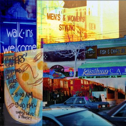 Kitsilano Collage