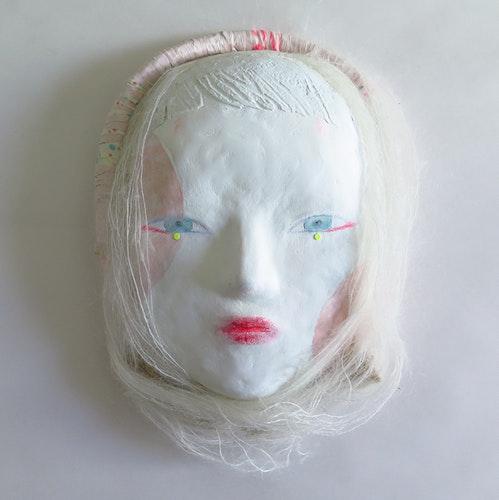 Spirit of waves mask