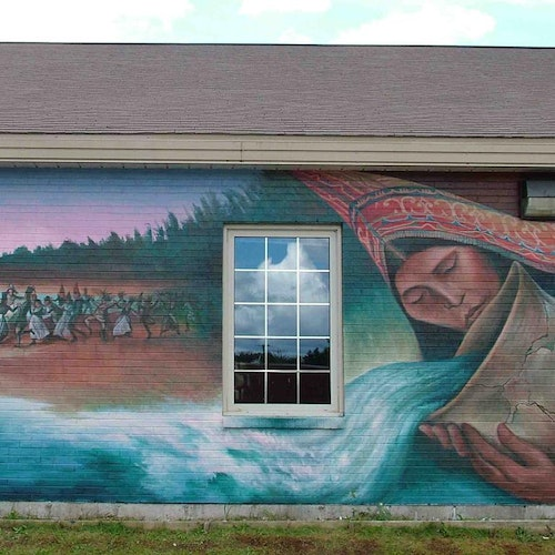 Maliseet Creation story