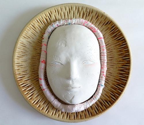 Mina mask, esprit d'aveugle - Mina mask, mind of the blind
