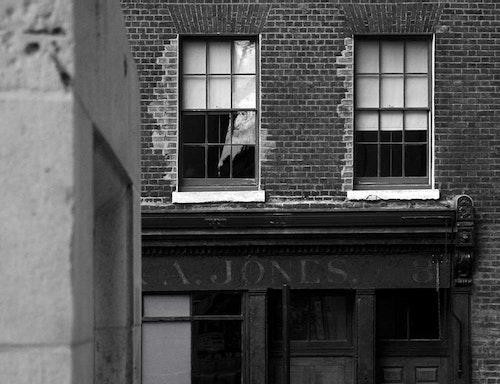 London Two Windows