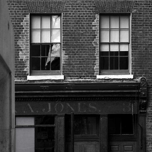London Two Windows