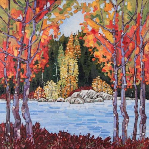 Autumn's Debut