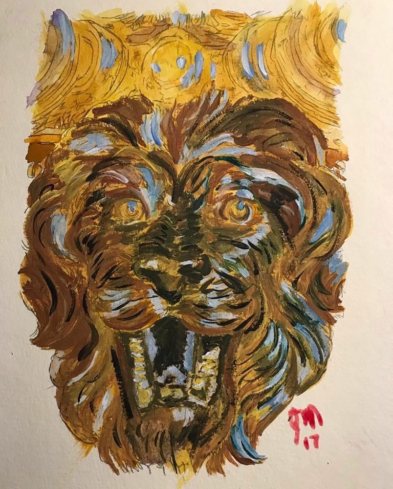 Lion of Versailles