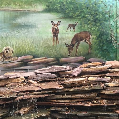 Wetlands refuge