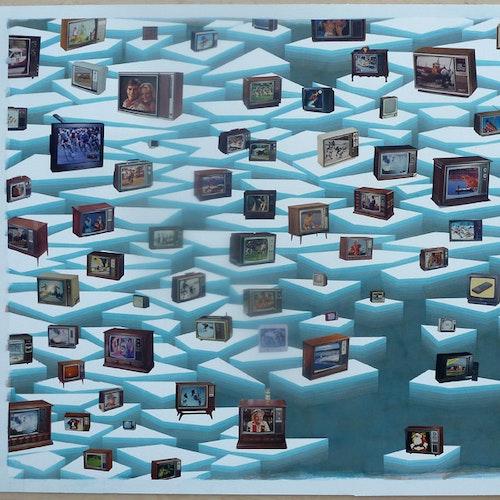 Television River #3