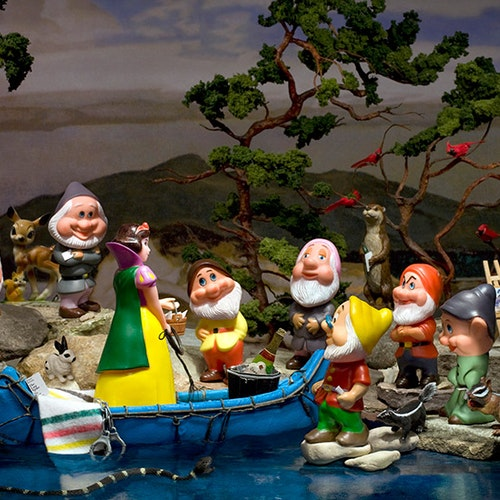 Group of Seven Awkward Moments (White Pine and the Group of Dwarfs)