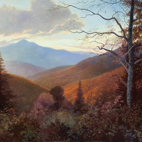 Cold Mountain, October