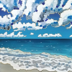 ● Commission ~ Storm Surf Sand I