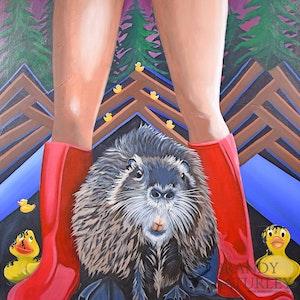 Canadiana (Wonder Woman of Canada)