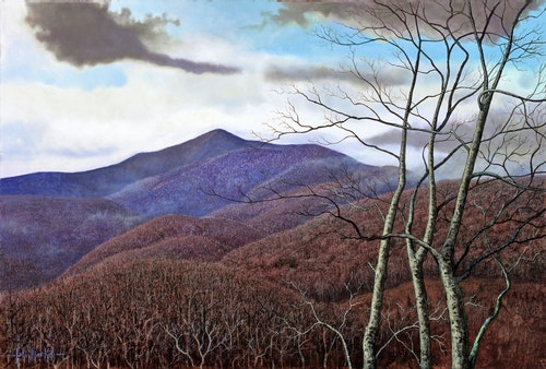 Cold Mountain, Spring
