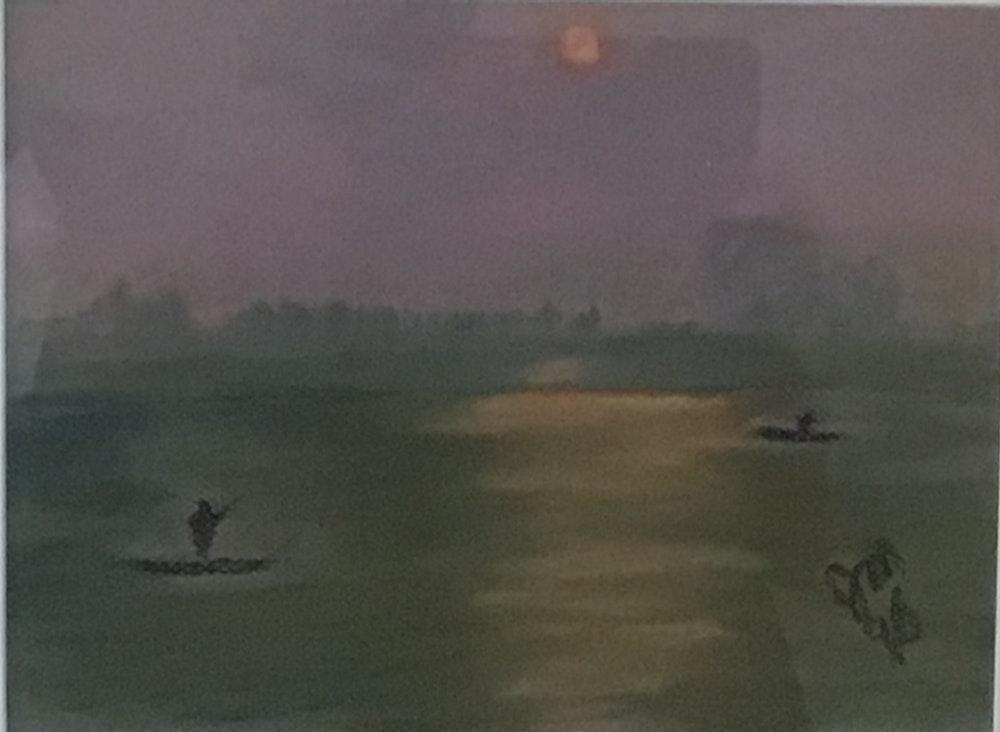 Venice after Monet