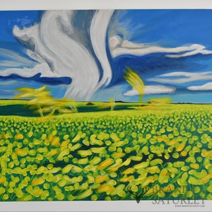 Prairie Flight