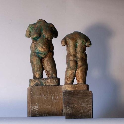 Sculpture - Torso Maquette