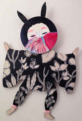 Butterfly spirit mask