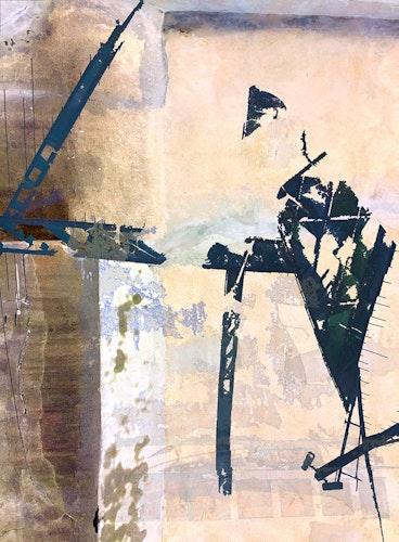 Stucco X Crane