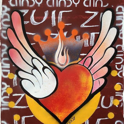 Flying Heart - Love Life