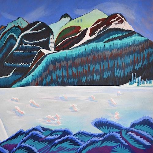 Lake Louise Swish