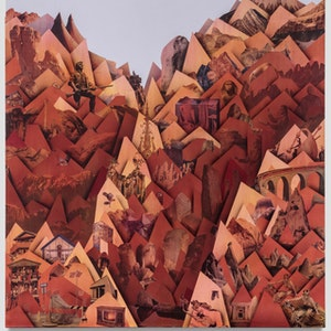 Mountain (magma)