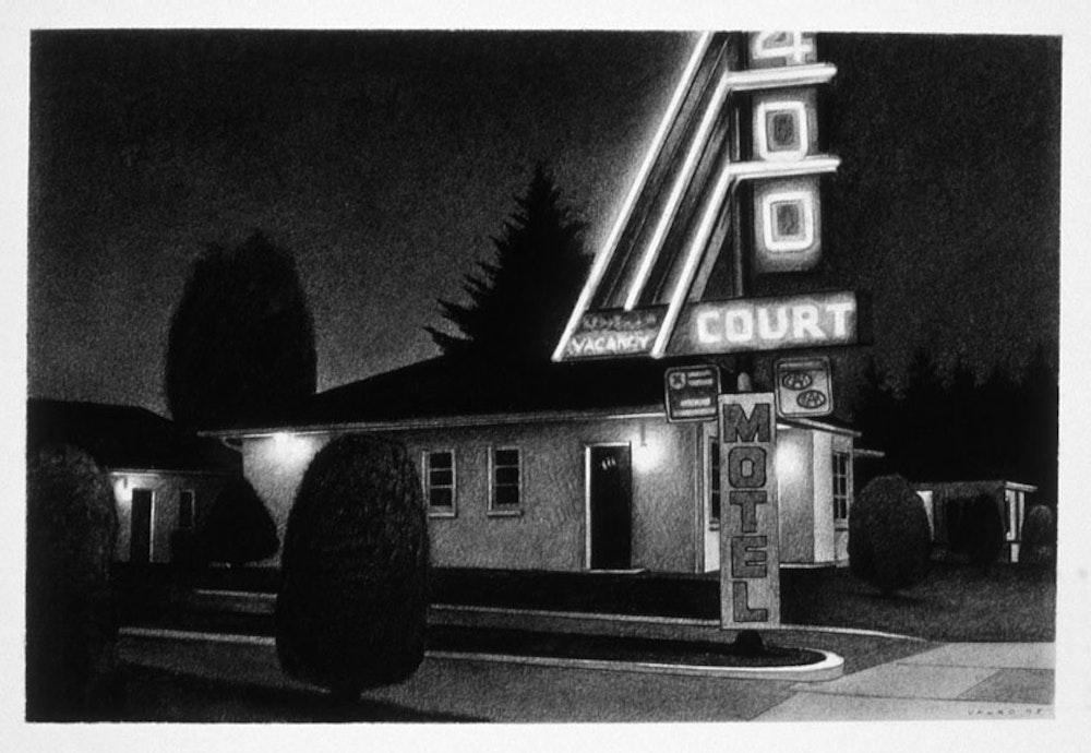 Motel Still Life 1