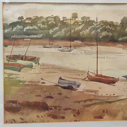 Low Tide, Ryde, Isle of Wight