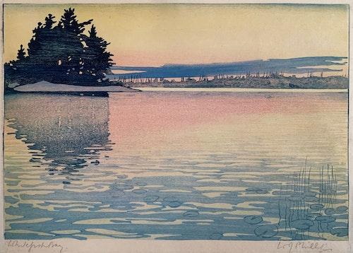 Whitefish Bay, Lake of the Woods 1919