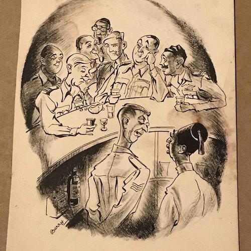 Cartoon, India