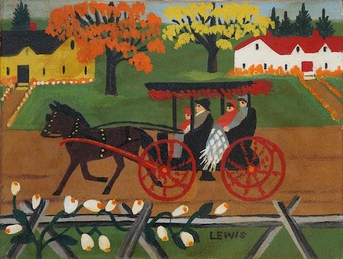Autumn Carriage Ride