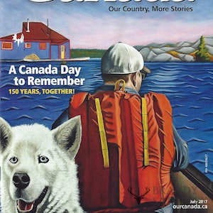 Cover Image: Reader's Digest Our Canada Magazine July 2017