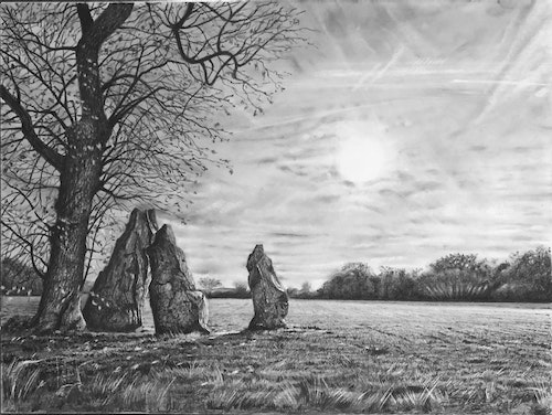 Menhirs d'Oppagne