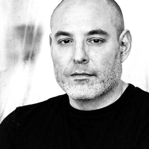Photo of the artist Rand Heidinger