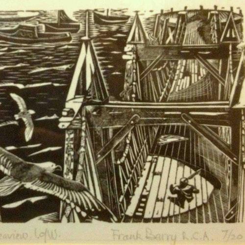 Suspension Pier