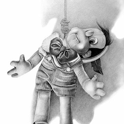 Foul Play (Hanging boy)