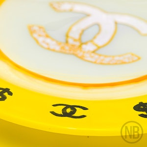 Chanel Sunny Side Up Plate