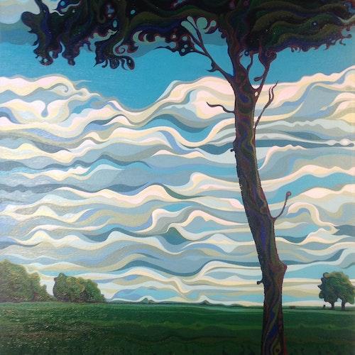 Raging Sky Po-e-Tree