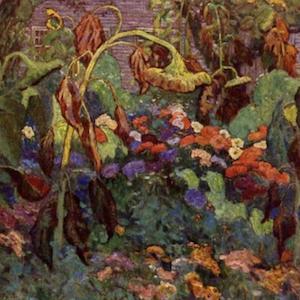 Late Sun  c. 1918