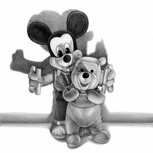 Failed Relationships (Mickey and the Pooh)