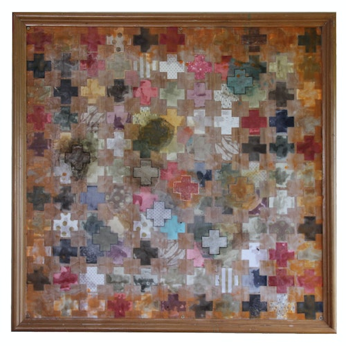 Large Square Patchwork